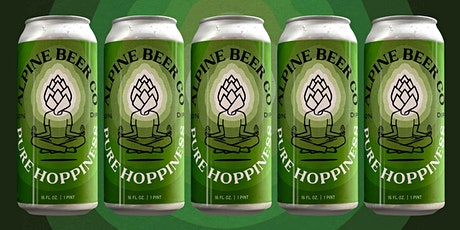 Alpine Beer Company Pure Hoppiness Release tickets