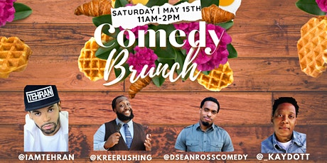 Sizzles & Giggles Comedy Brunch tickets