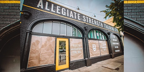 Allegiate Fest - Santa Monica Grand Opening tickets