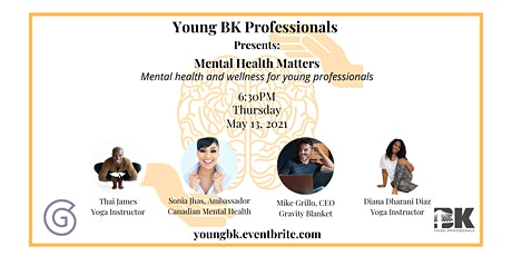 Young BK Professionals - Mental Health Matters tickets