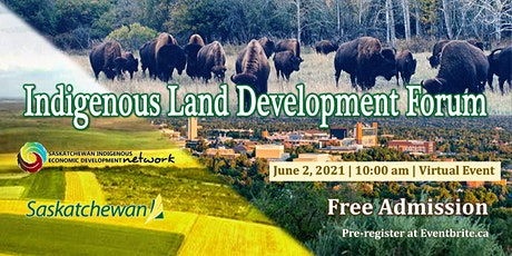 Indigenous Land Development Forum Series - Session #1 tickets