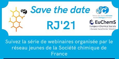 RJ'21 - Les nouvelles entreprises en chimie billets
