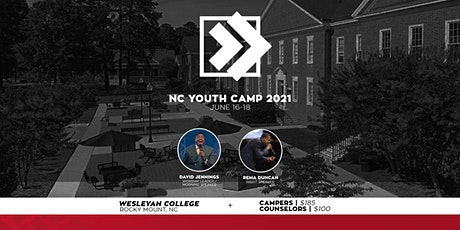 NC Move The Mission Youth Camp 2021 tickets