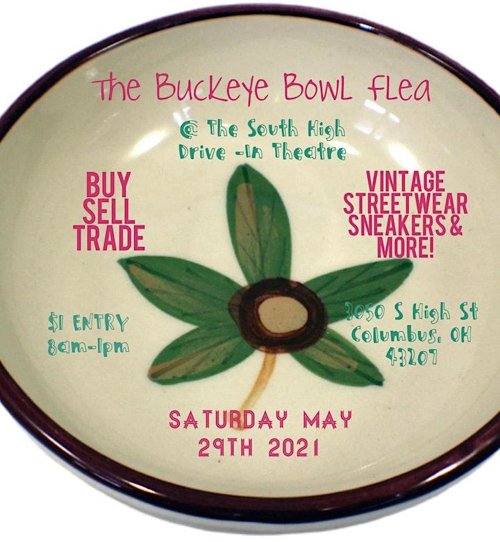 Copy of The Buckeye Bowl Flea #4 image