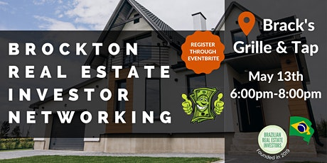Brockton Real Estate Investor Networking tickets