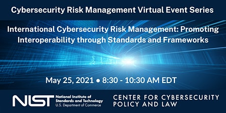 Cybersecurity Risk Management Virtual Event Series: Part 1 biglietti