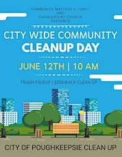 Poughkeepsie City Wide Cleanup Day tickets