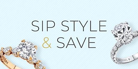 Sip, Style & Save - Robbins Brothers San Diego boletos
