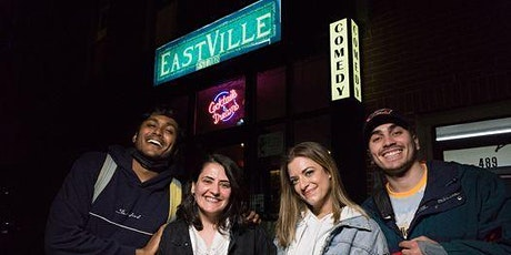 NYC's best comedians at EastVille Comedy Club tickets