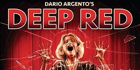 DEEP RED (35MM!) @ The Secret Movie Club Theater tickets