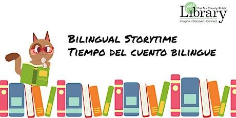 Bilingual Storytime / Tiempo del Cuento Bilingue tickets