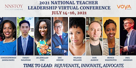 2021 National Teacher Leadership Virtual Conference tickets