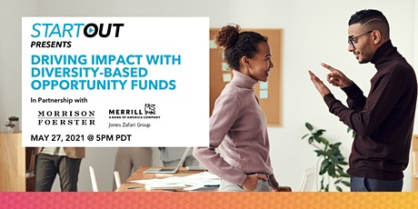 Driving Impact with Diversity-Based Opportunity Funds tickets