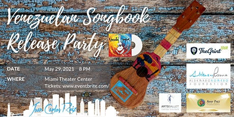 Venezuelan Songbook Release Party - Miami tickets