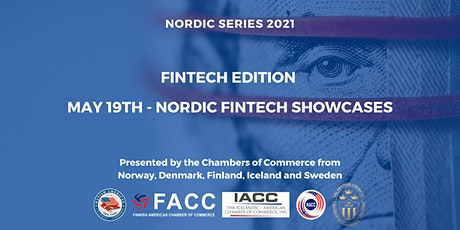 Nordic Series - FinTech Showcase tickets