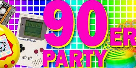 The 90s Party [Zoom Video Dance Party] Tickets