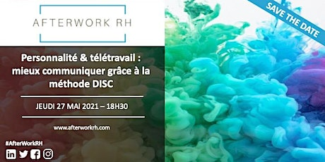 AfterWork RH Bordeaux - Mai 2021 tickets