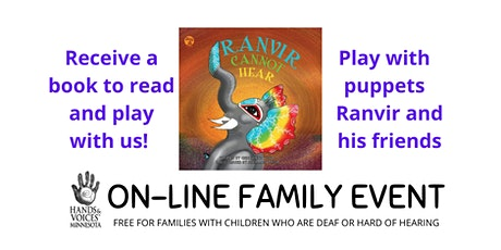 MNH&V Family Event: Reading and Finger Puppet Fun! tickets