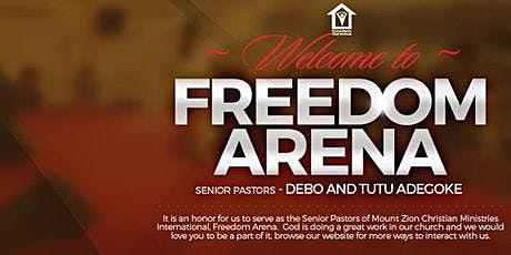 THE FORCE OF GRACE - Freedom Family Sunday Service tickets