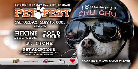 Pet Fest at Peterson's Harley-Davidson of Miami tickets
