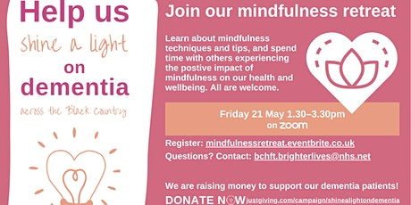 Mindfulness retreat tickets