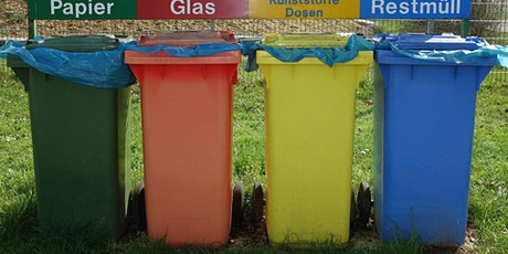Freitagsklub - How environmentally friendly are Germans? tickets