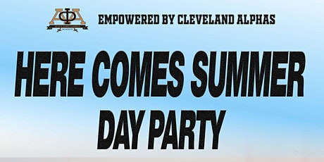 Here Comes Summer Day Party tickets
