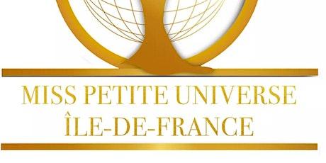 CASTING ELECTIONS MISS PETITE UNIVERSE DE FRANCE billets