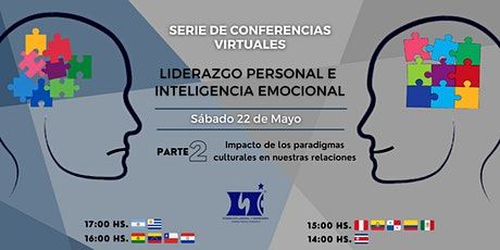 Conferencia Virtual Gratuita: Inteligencia Emocional y Liderazgo Personal tickets