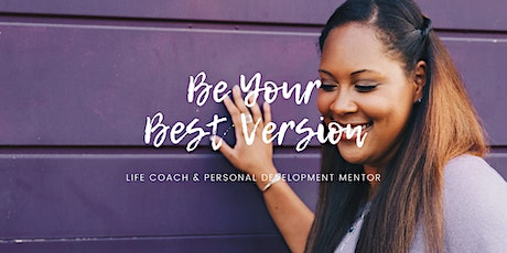 Life Coach and Personal Development Mentor tickets