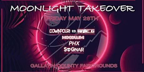 Moonlight Takeover tickets