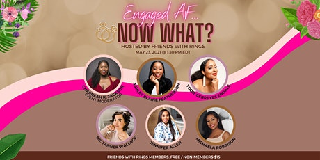 Engaged AF...Now What? tickets