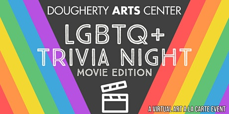 LGBTQ+ Trivia Night: Movie Edition tickets