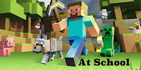 Minecraft for Teachers tickets