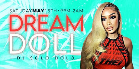 SOLDI SATURDAYS HOSTED BY DREAM DOLL tickets
