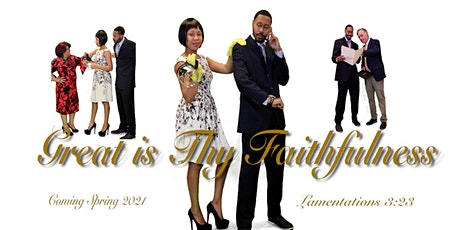 """""""Great is Thy Faithfulness"""" Virtual Movie Premiere tickets"""