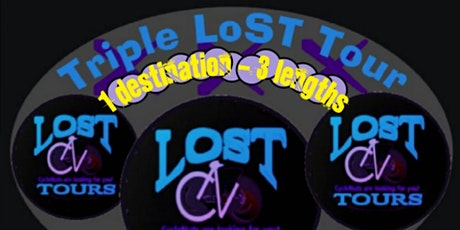 Triple LoST Cycle Tour on the North Coast Inland Trail - Lorain County, OH tickets