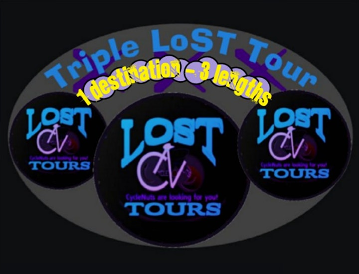 Triple LoST Cycle Tour on the North Coast Inland T image