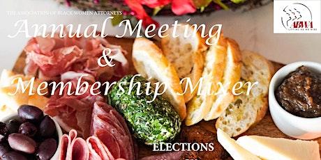 ABWA Annual Meeting & Membership Mixer tickets
