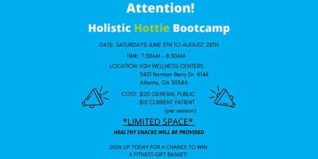 Holistic Hottie Bootcamp tickets