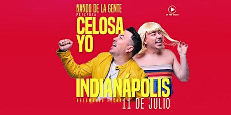 """""""CELOSA YO"""" NANDO DE LA GENTE INDIANAPOLIS tickets"""