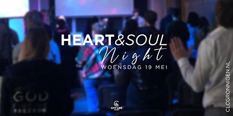 Heart & Soul Night - CLC Groningen tickets