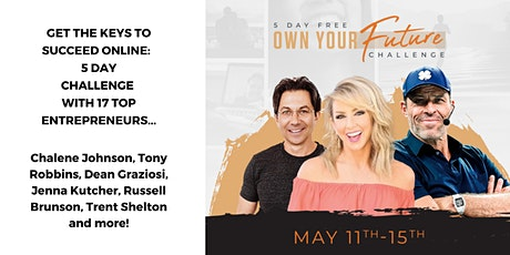 Own Your Future Challenge - 5 Day LIVE Event (Chalene Johnson) tickets