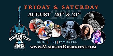 Madison Ribberfest BBQ & Blues tickets