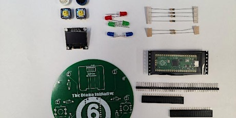 Diana Initiative 2021 - Electronic Badge Kit tickets