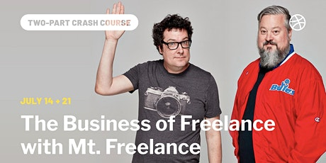 Crash Course - The Business Of Freelance with Mt Freelance tickets