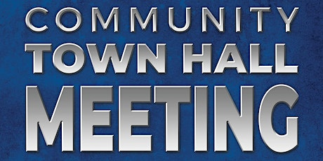 Community Town Hall tickets