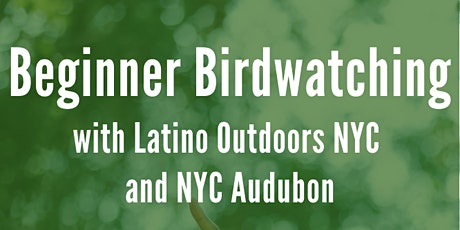 LO NYC | Beginner Birdwatching in Central Park with NYC Audubon tickets