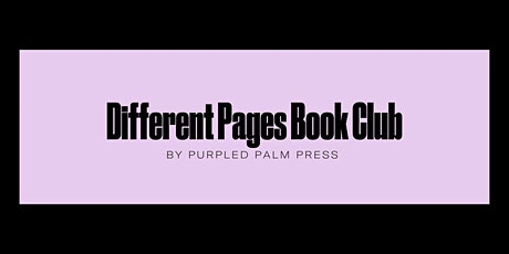 Different Pages Book Club tickets