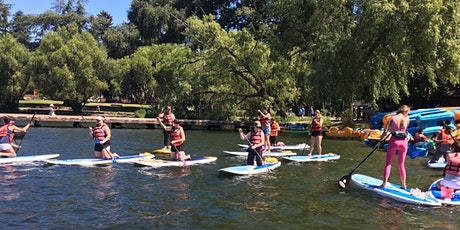 SUP Yoga + Flatwater 1 Training tickets